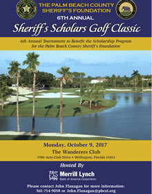 6th Annual Sheriff's Scholars Golf Classic
